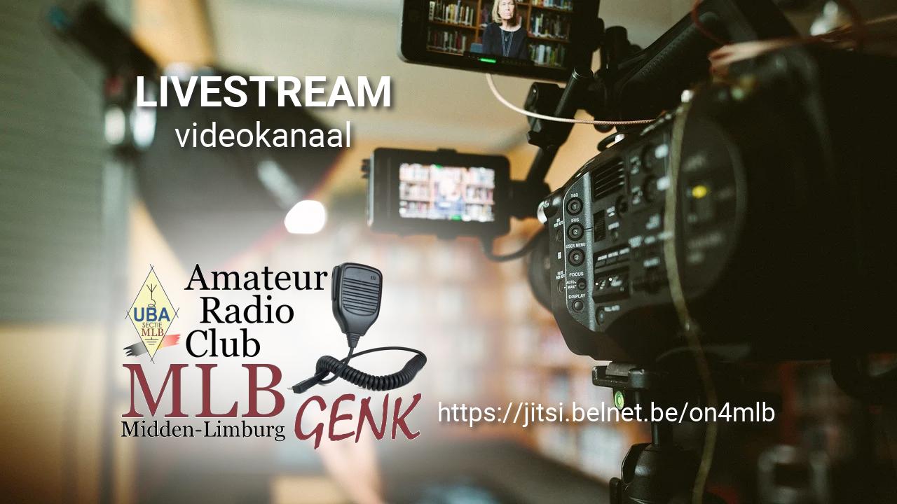 Livestream MLB-videokanaal